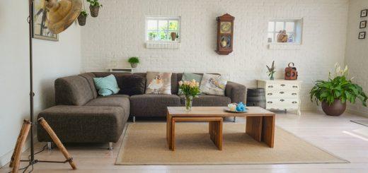 Tři tipy pro moderní obývací pokoj