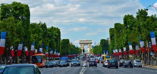 Povolená rychlost ve Francii