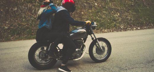 Bezpečná jízda na motorce