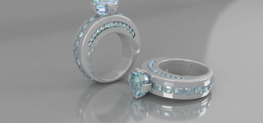 Blíží se narozeniny přítelkyně? Udělejte jí radost prstenem za miliardu a půl