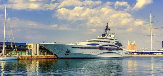 Luxusní jachty, které stojí miliony dolarů. Máte na ně?